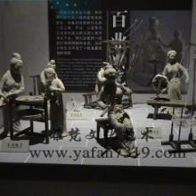 供应杭州博物馆泥塑