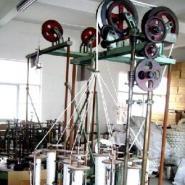 二轨8锭方形盘根编织机图片