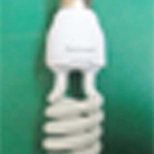 螺旋形U形节能灯图片