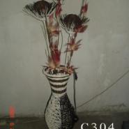 墨雕工艺藤线灯C304图片