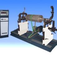 电机转子动平衡常熟中联平衡机图片