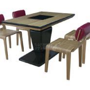 现代时尚餐桌椅图片