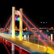 郑州护栏管安装大楼设计制作工程图片