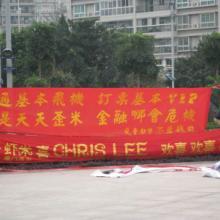 广州横幅制作、企业旗制作、公司旗帜制作、汕头彩旗印制作批发
