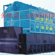 卧式快装水管蒸汽锅炉图片