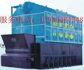 卧式快装链条炉排蒸汽锅炉热水锅炉图片