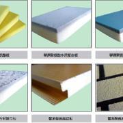 聚氨酯氟碳漆保温装饰一体板