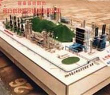 供应煤焦化装置模型