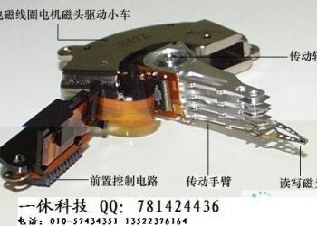 硬盘维修数据恢复一休科技上门图片