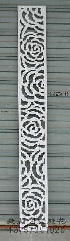 供应J22PVC镂空板/雕花板/吊顶/背景墙