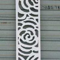 供应J82雕花板/PVC镂空板/背景墙隔断
