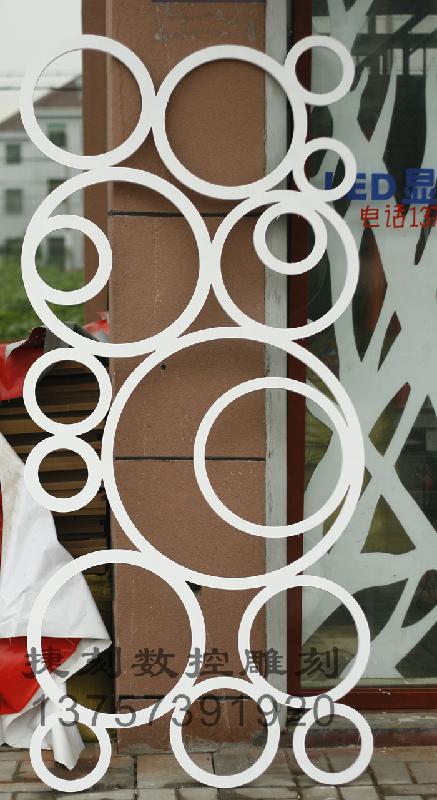供应J72雕花板/PVC镂空板/背景墙隔断