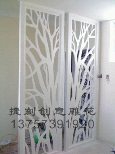 供应8E雕花板/镂空板/背景墙隔断屏风