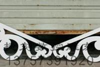 供应J79雕花板/PVC镂空板/角花