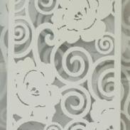 J80雕花板/镂空板/隔断背景墙/烤漆图片