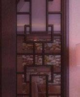 供应6F雕花板/镂空板/背景墙隔断屏风