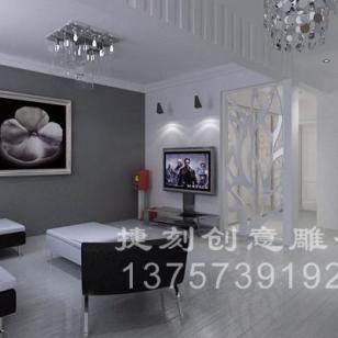 J36雕花板/PVC镂空板/密度板烤漆/图片
