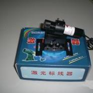木工机械专用绿光激光标线器红外图片