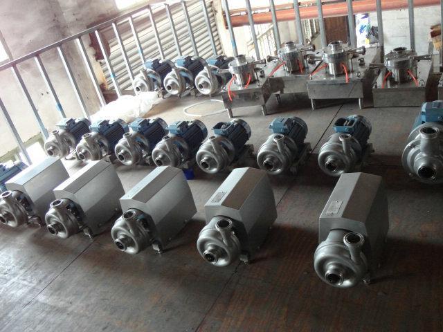 供应优质304卫生级离心泵,卫生级离心泵