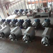 供应ABB开式离心泵供应商,卫生级离心泵配ABB电机