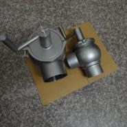 304不锈钢卫生级手动调节阀图片