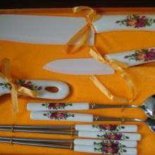 供应陶瓷刀礼品盒、托玛琳记忆枕、各种小产