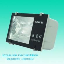 供应优质压铸铝250W方形隧道灯 无极灯具 节能隧道灯具