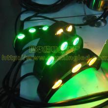 供应大功率RGB七彩LED瓦楞灯,古建筑专用LED瓦楞灯