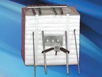 鎂還原爐專用含鋯型陶瓷纖維模塊