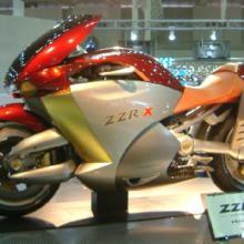 供应摩托车川崎ZZRX川崎400跑车专卖店图片