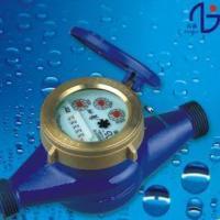 供应广州自来水水表 小口径旋翼湿式冷水表 铁壳水表 机械式水表