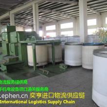 供应上海二手木工设备进口代理/旧机械进口中检上海旧木工设备进口旧批发