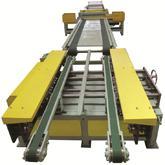供应共板法兰风管生产线风管加工四线批发