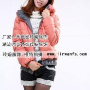短款潮流畅销女装短款棉衣外套图片