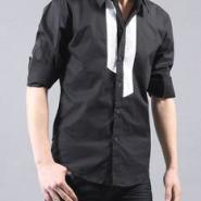 广州男式衬衫加工厂图片