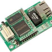 以太网转TTL/232串口模块图片