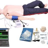 供应高级功能急救训练模拟人(心肺复苏CPR与血压测量等功能)