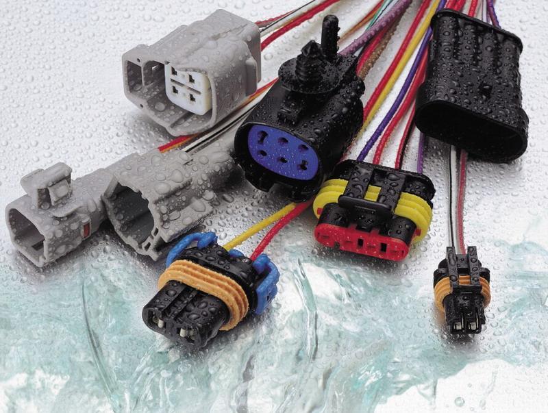 供应IP67防水连接线东莞生产