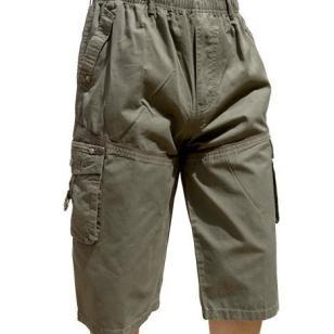 男女装休闲七分裤低价批发图片