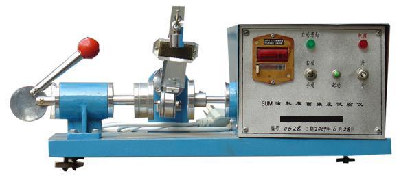 供应型砂试验仪器SUM涂料表面耐磨性测定仪