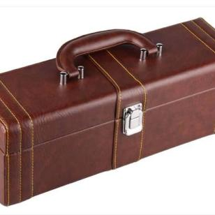 酒水皮盒深圳酒水包装盒高档酒水盒图片