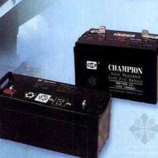 广东冠军蓄电池图片