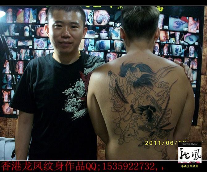 深圳沙井纹身店沙井好的纹身店图片|深圳沙井纹身店