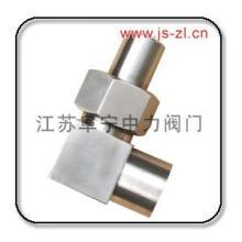 供应焊接式管接头直通直角三通四通图片
