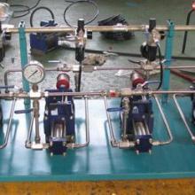 供应多联泵气密性检测