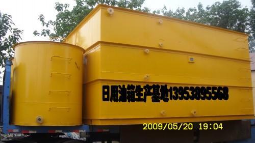 供应山东双层油罐厂家图片