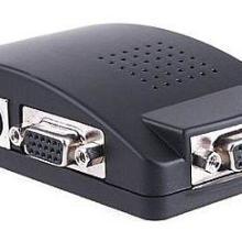 供应高清视频VGA转AV转换器