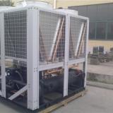 供应风冷高效螺杆低温冷水机组