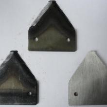 供应铸锻造收割机刀杆耙齿护刃器