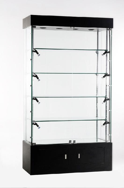 供应玻璃饰品展柜,美观大方。